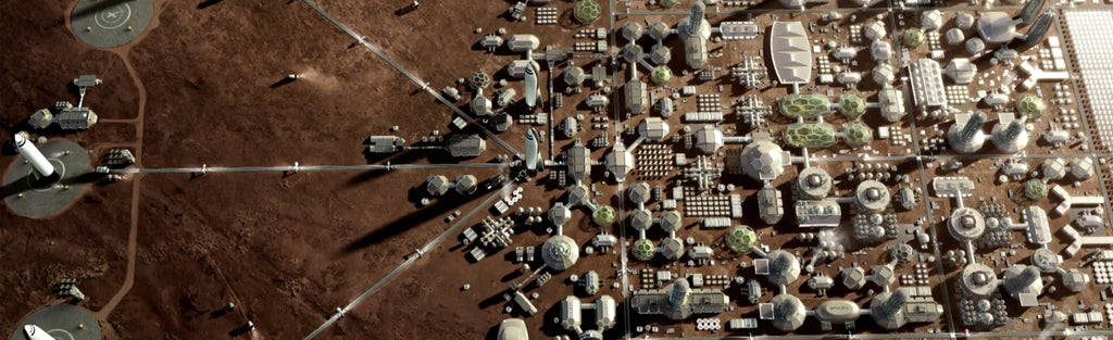 Will There Be a Cricket Farm on Mars?