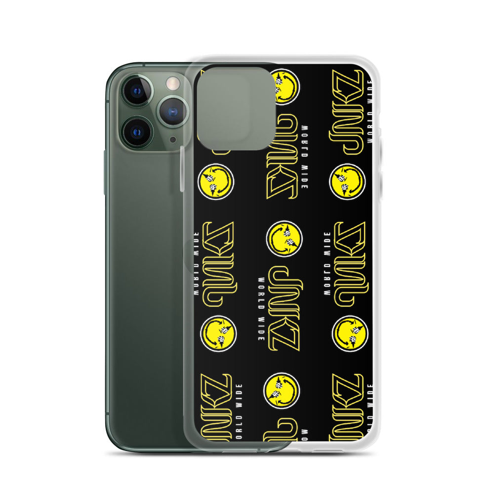 Junkiez iphone Case