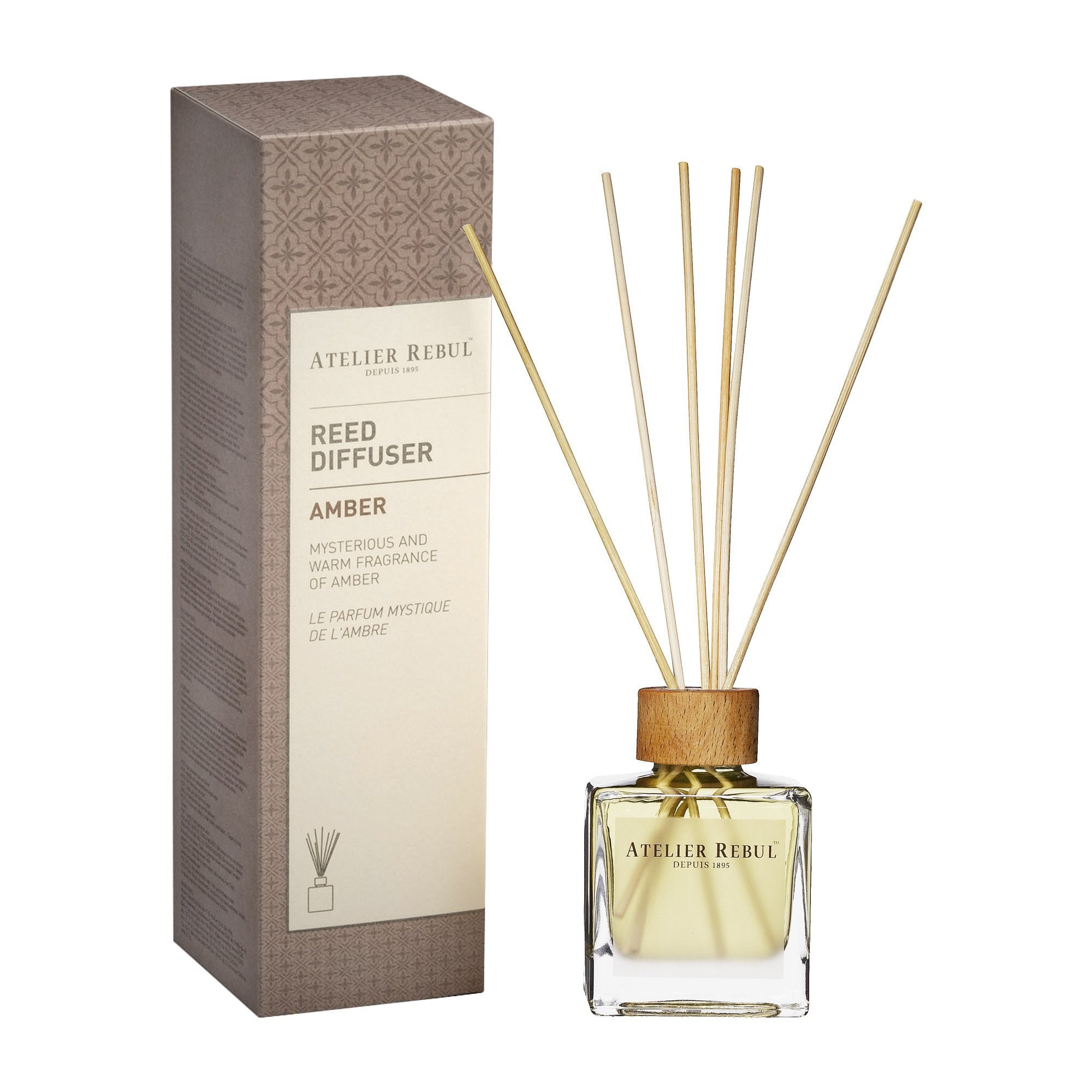Amber Reed Diffuser 120ml
