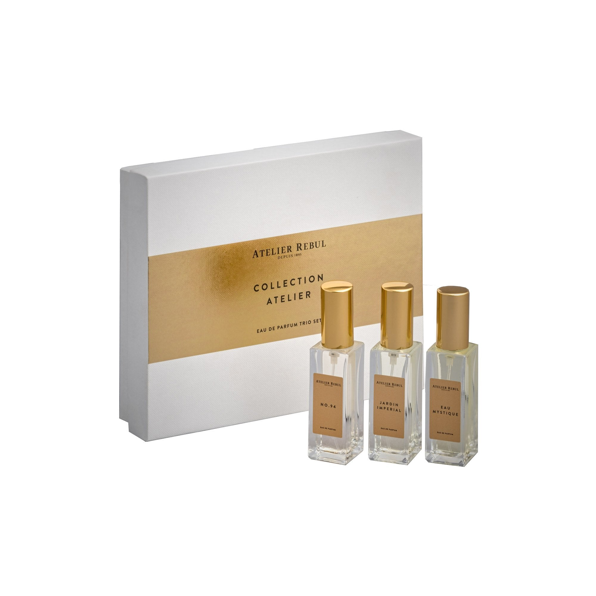 Collection Atelier Eau de Parfum Trio Giftset