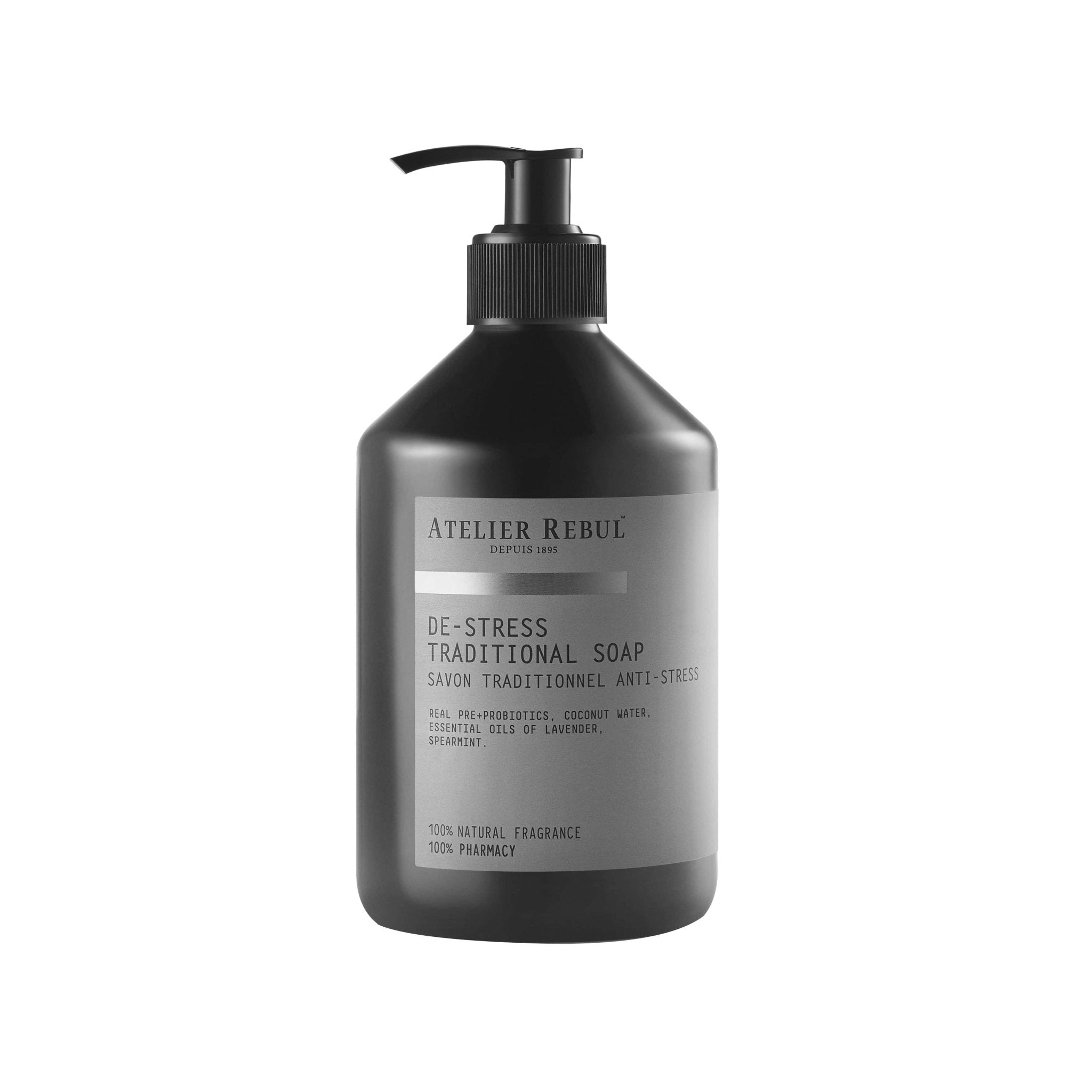 De-Stress Liquid Soap 250ml - Atelier Rebul