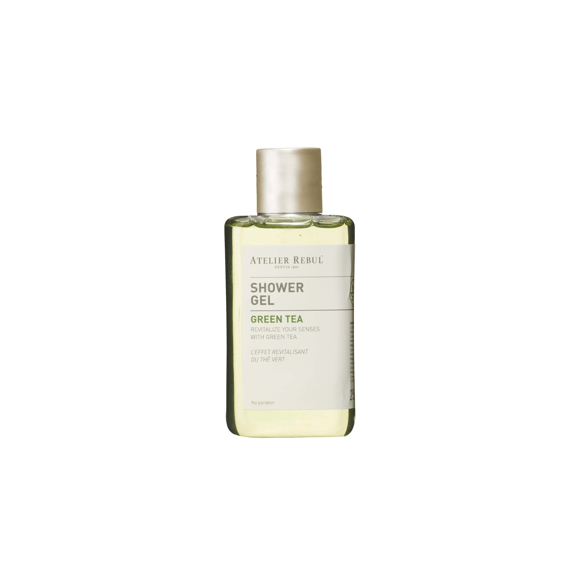 Green Tea Shower Gel 250ml - Atelier Rebul