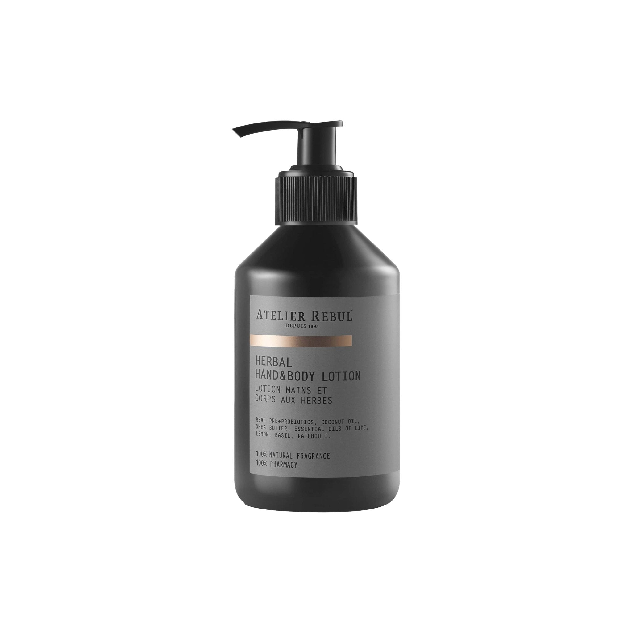 Herbal Hand & Body Lotion 250ml - Atelier Rebul