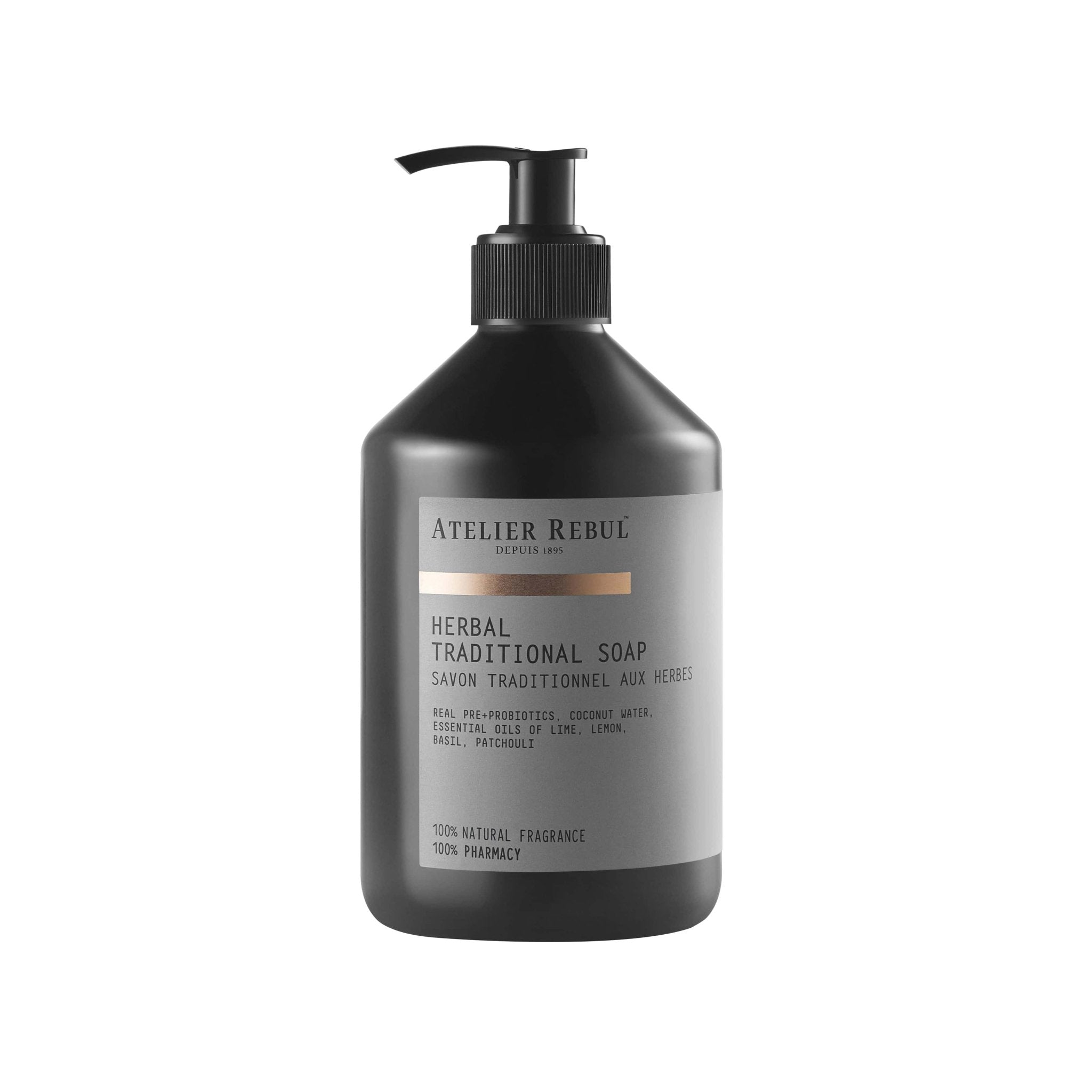 Herbal Liquid Soap 250ml - Atelier Rebul