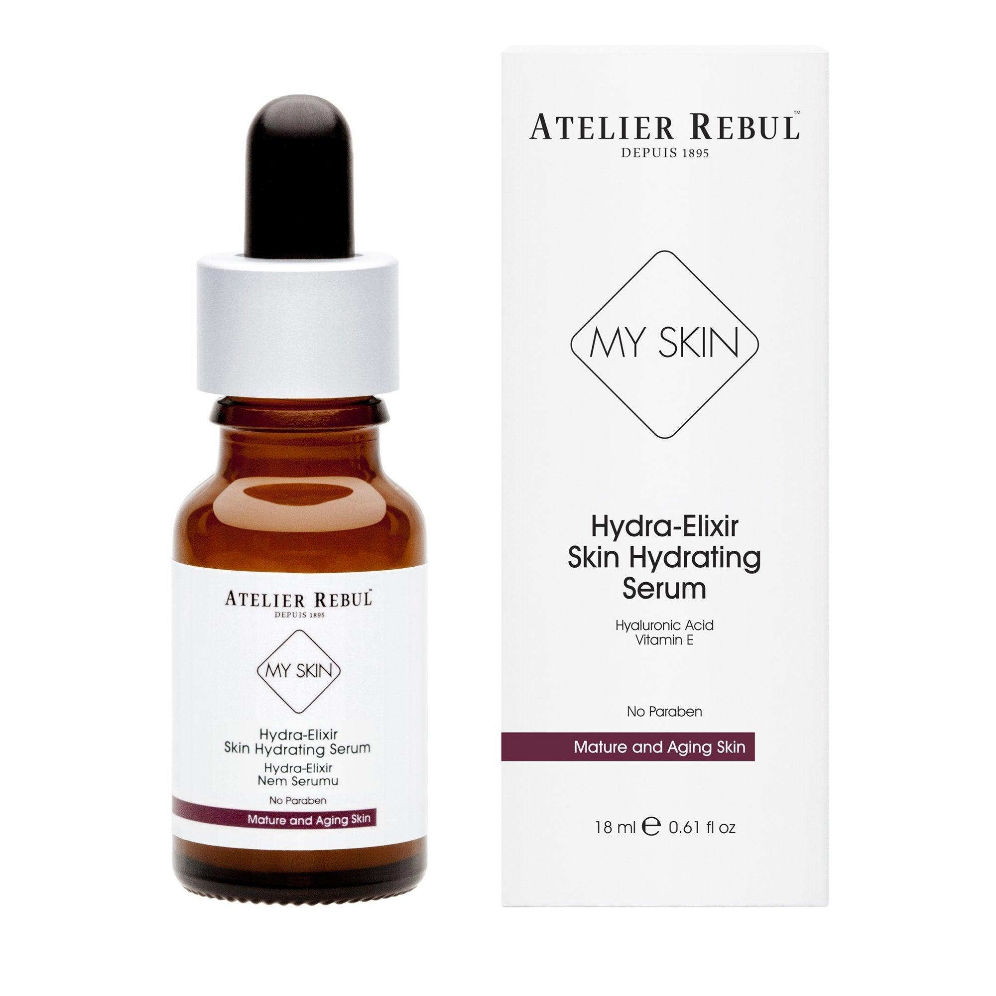 Hydra-elixir Skin Hydrating Serum 30ml