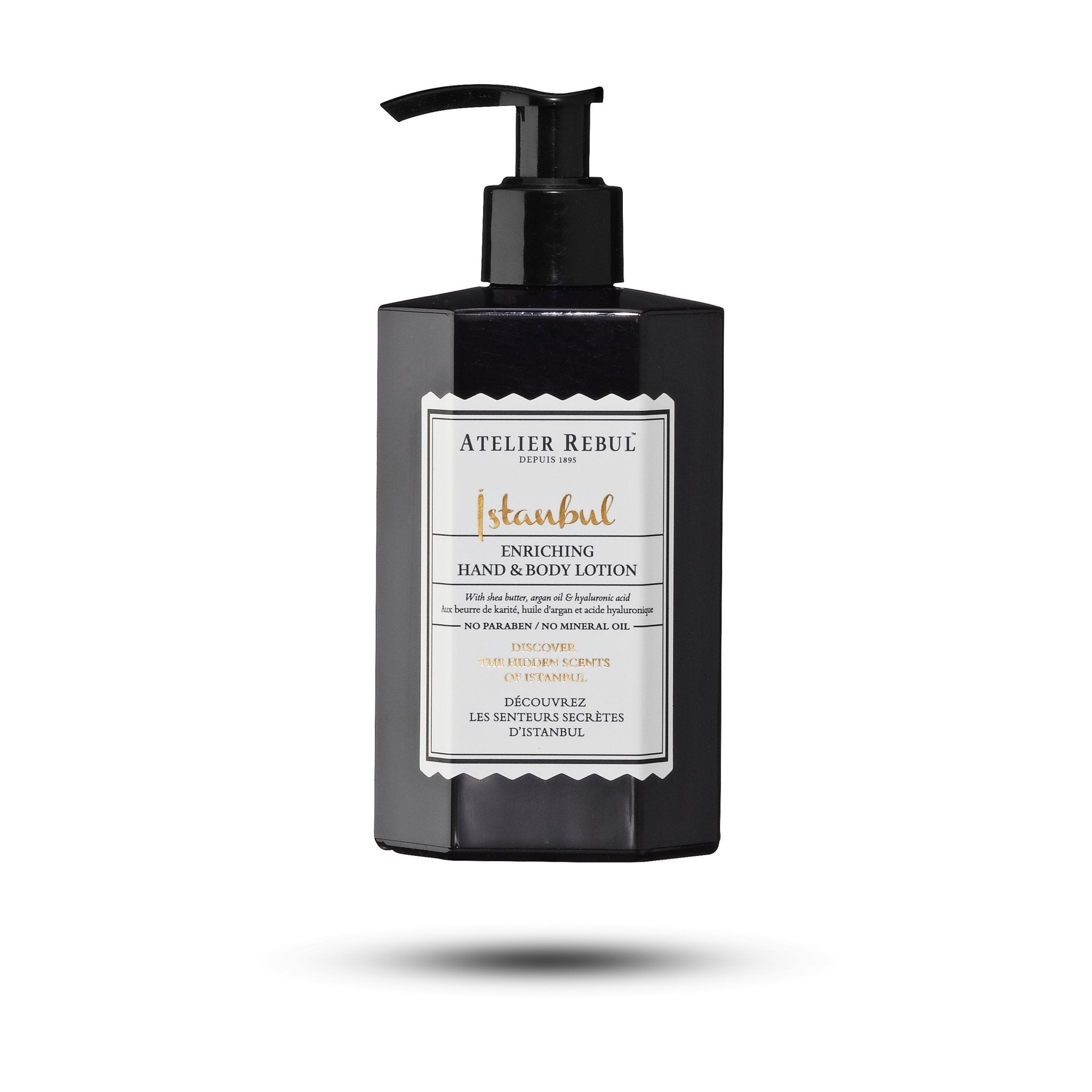 Istanbul Hand & Body Lotion 430ml