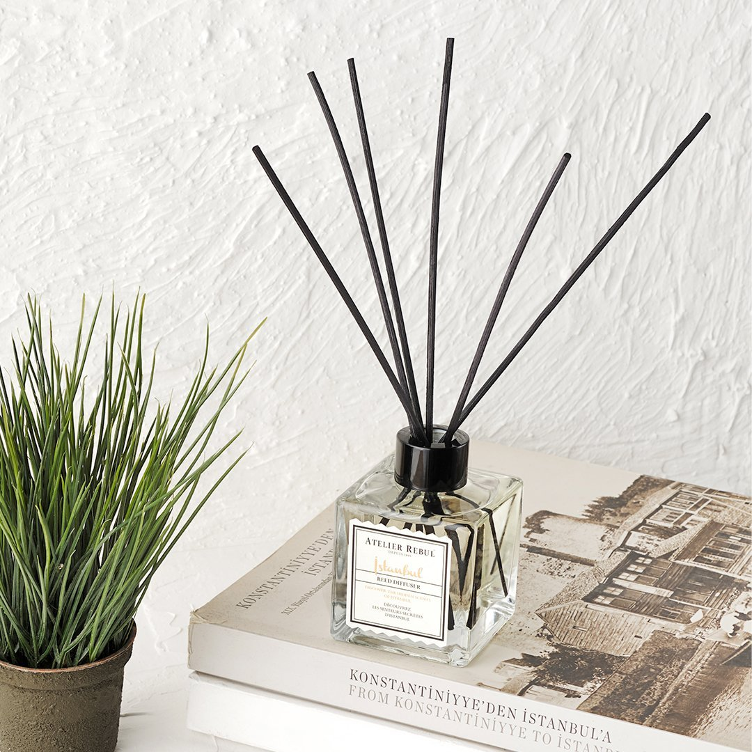 Istanbul Reed Diffuser 120ml