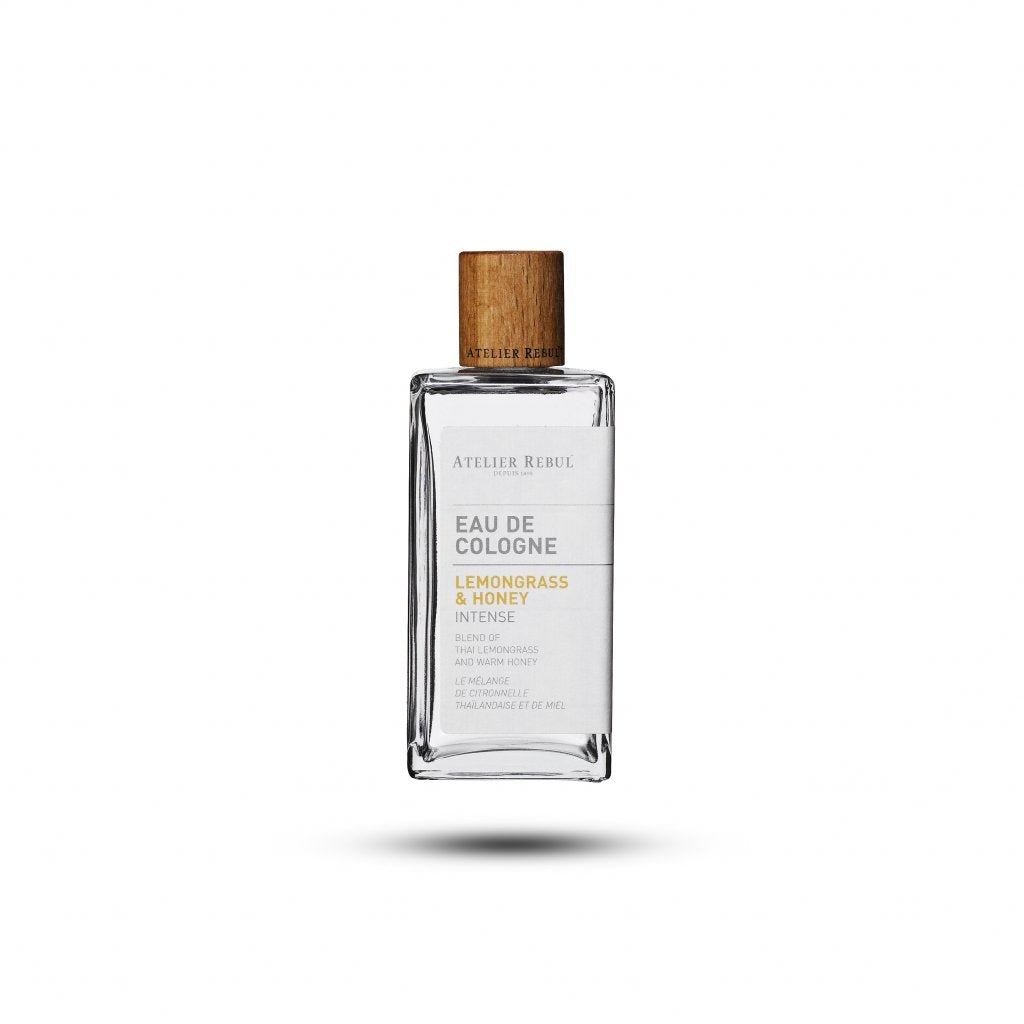 Lemongrass & Honey Eau de Cologne 50ml - Atelier Rebul