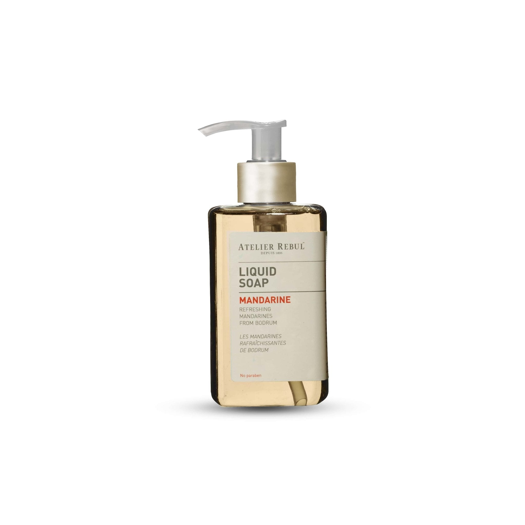 Mandarine Liquid Soap 250ml
