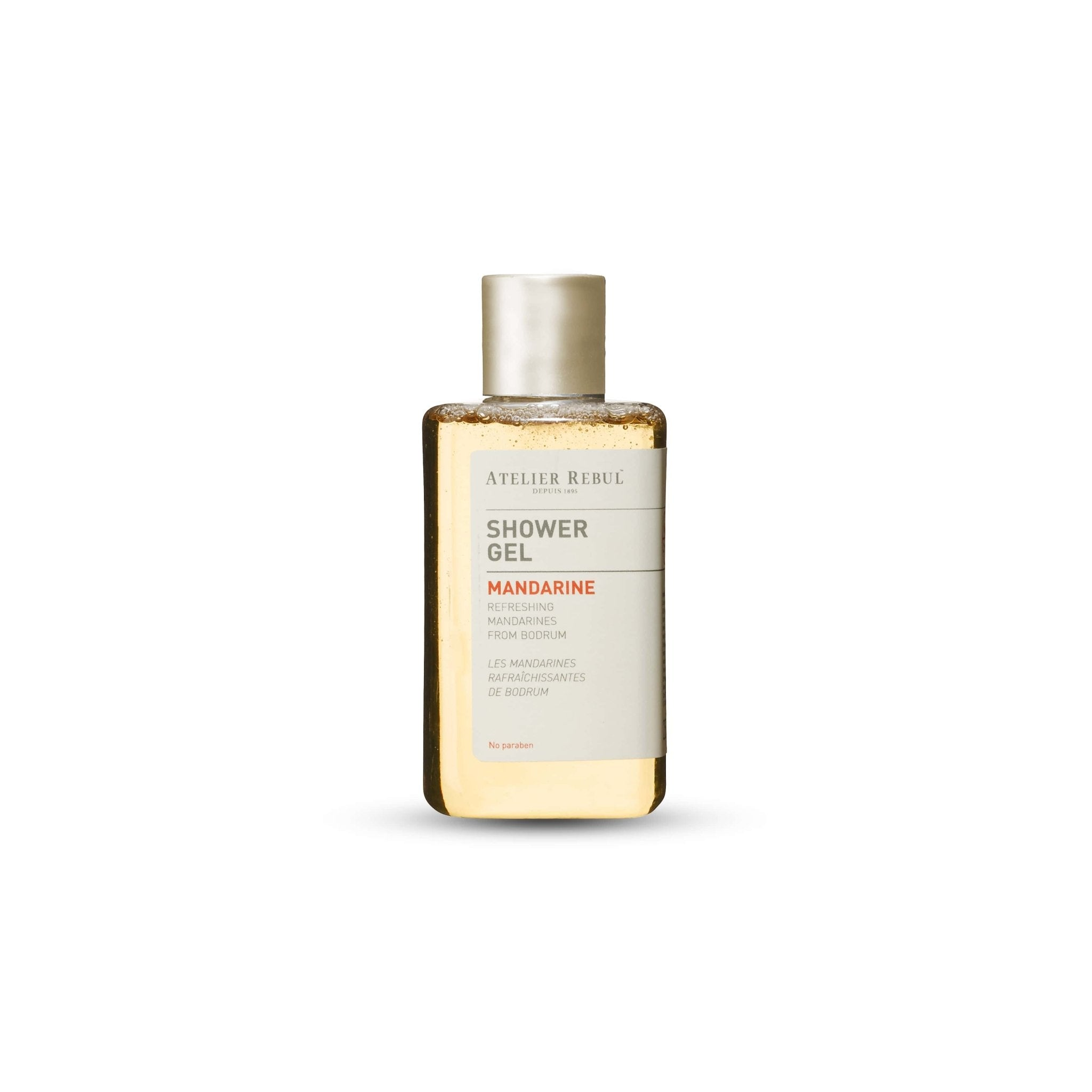 Mandarine Shower Gel 250ml - Atelier Rebul