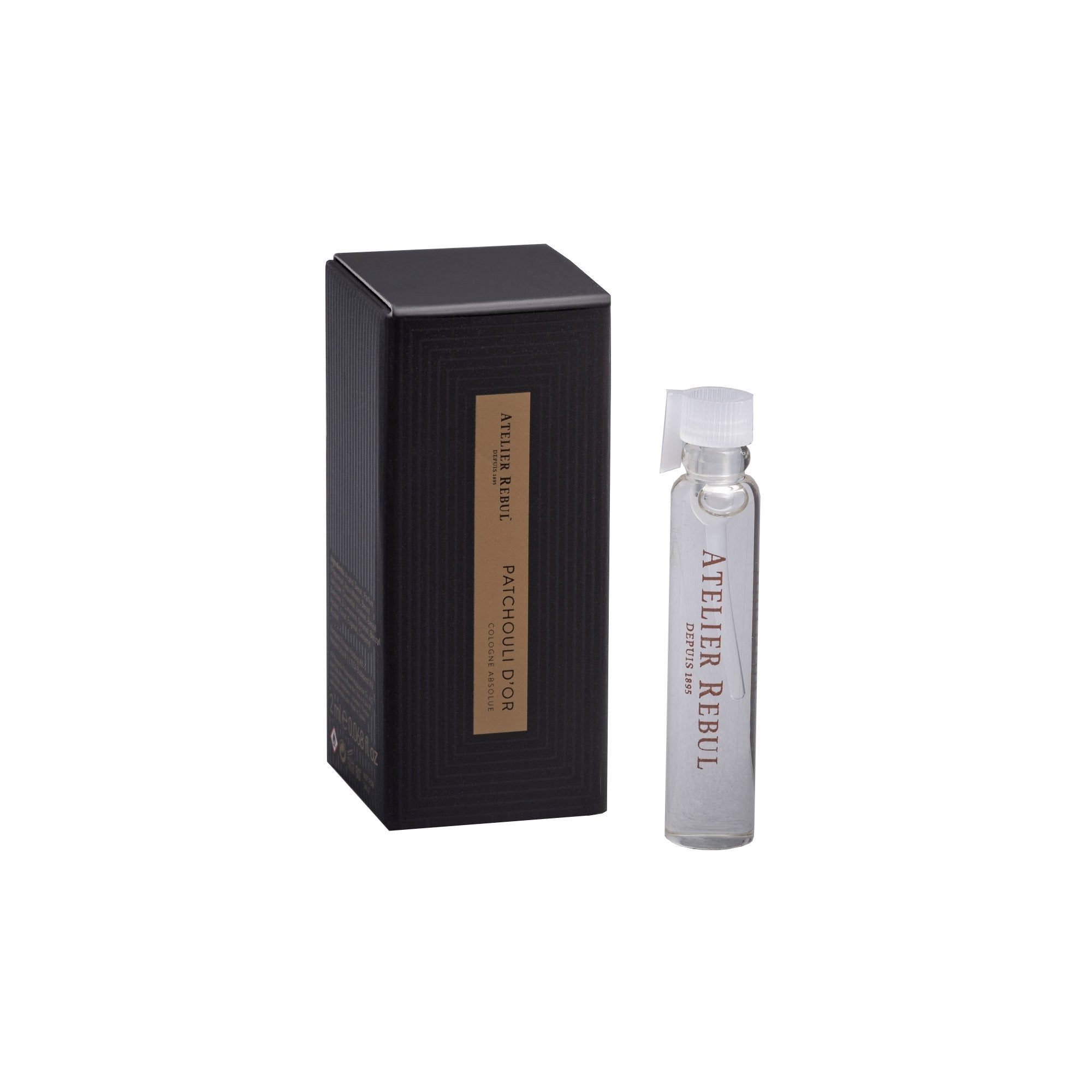 Patchouli D'or Cologne Absolue Sample 2ml