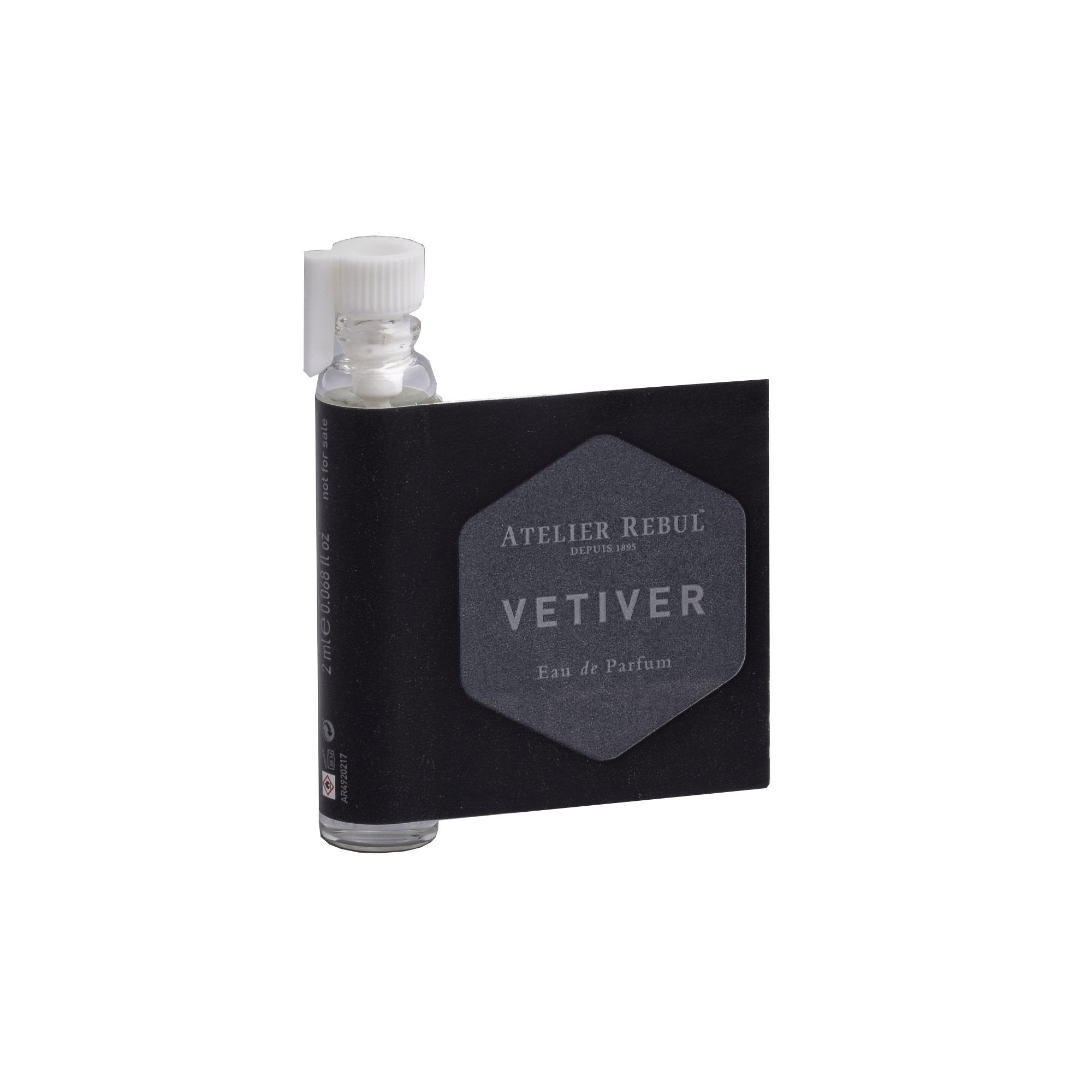 Vetiver Herenparfum Sample 3ml