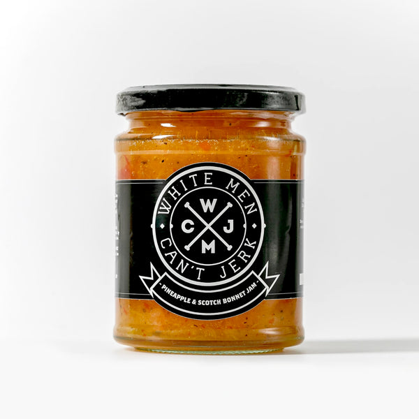 Pineapple & Scotch Bonnet Jam