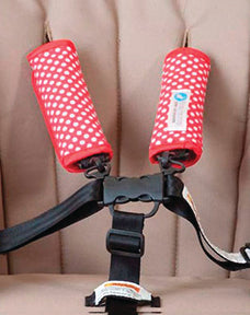 Pram Harness strap covers