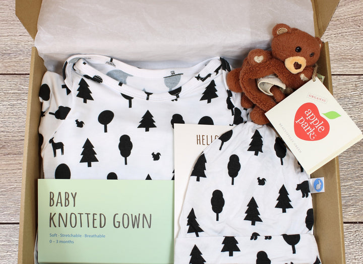 Baby Gift Box - Woodland Friends