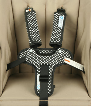 Harness & Buckle Cosy - Ink Spot
