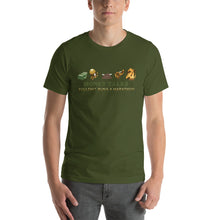 Load image into Gallery viewer, Money talks Short-Sleeve Unisex T-Shirt - Pace-Of-One