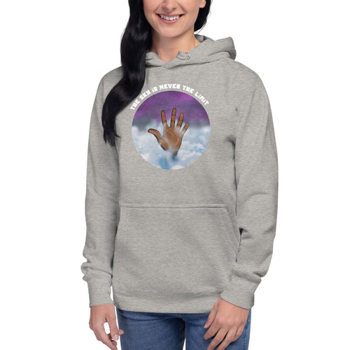 The Sky Unisex Hoodie - Pace-Of-One