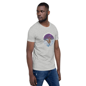 The Sky  Short-Sleeve Unisex T-Shirt - Pace-Of-One