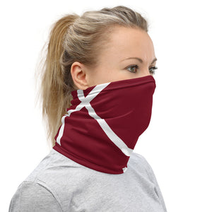 Maroon Neck Gaiter - Pace-Of-One