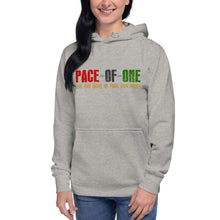 Load image into Gallery viewer, Pace-of-one Unisex Hoodie - Pace-Of-One