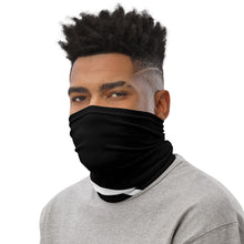 Load image into Gallery viewer, Black Neck Gaiter - Pace-Of-One