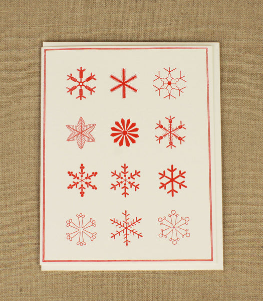Early Snowflake Drawing #2