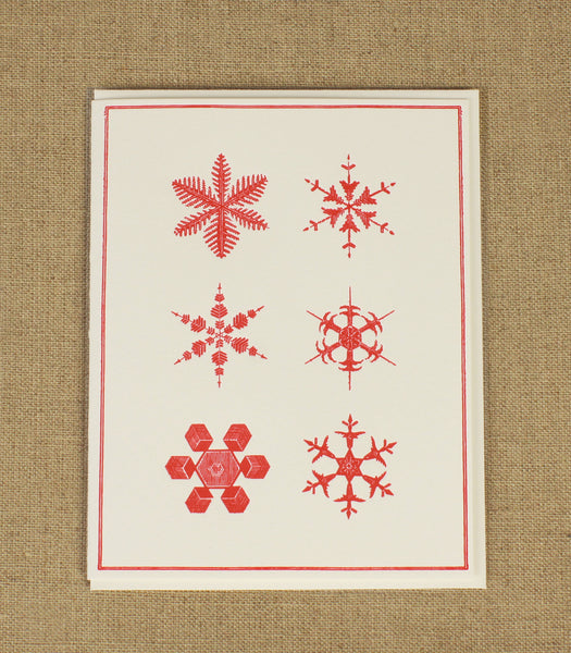 Early Snowflake Drawing #3