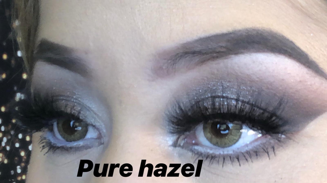 Pure Hazel —fresh Tone