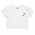 Women's Retro SB Crop Tee
