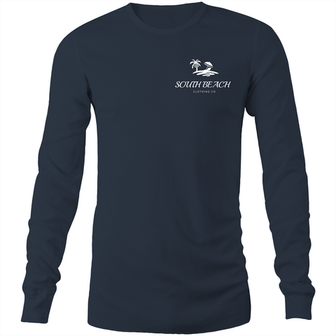 Men's SBC Vacation Long Sleeve Tee