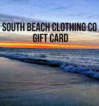 South Beach Clothing Gift Card