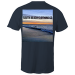 Men's Basic Sunset Tee