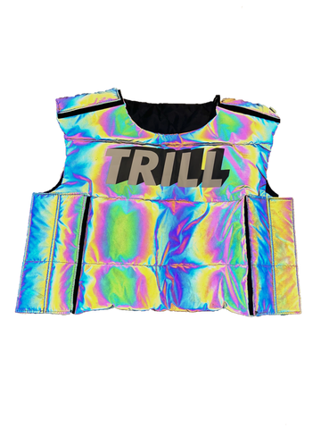 Illuminate Galaxy Vest