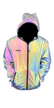 Load image into Gallery viewer, Illuminate Rainbow 3M Windbreaker