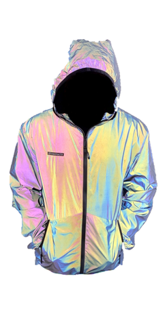 Illuminate Rainbow 3M Windbreaker