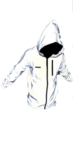 Illuminate 3M Windbreaker