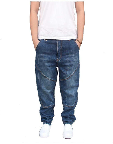 Loose Fit Men's Jeans
