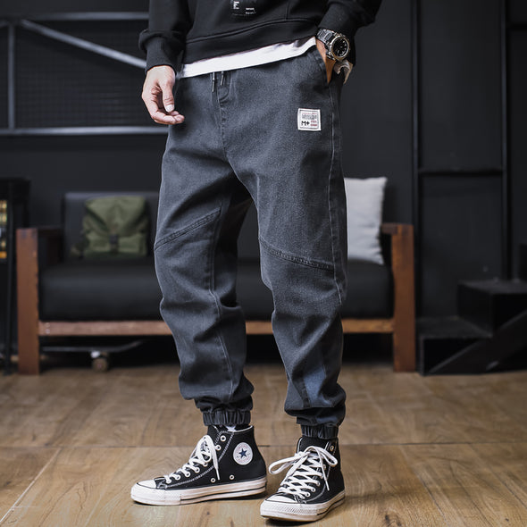 Loose Fit Men's Ankle Length Joggers