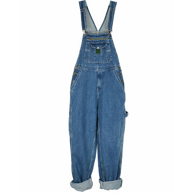 Loose Fitting Men's Overalls