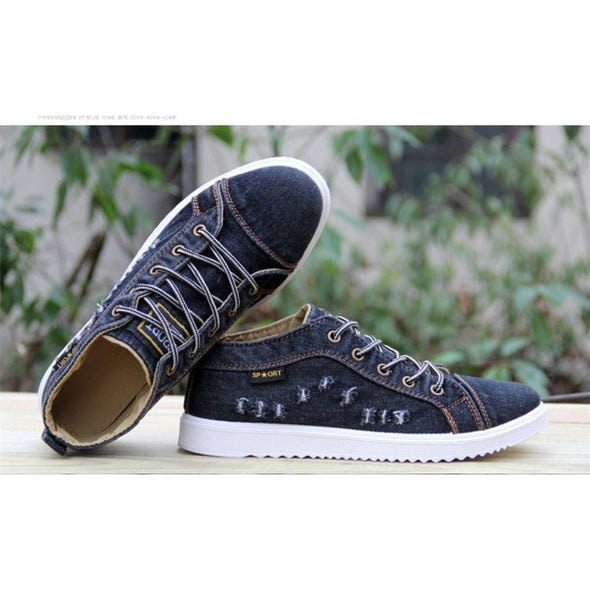 Canvas Vintage Men's Sneakers