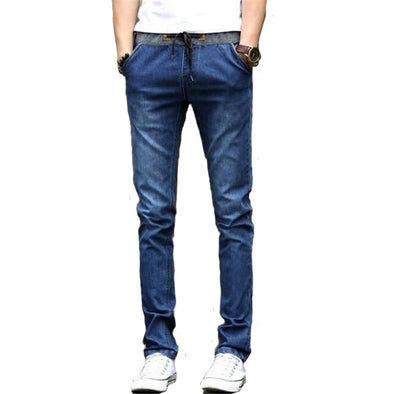 Slim Straight Fit Men's Fashion Joggers