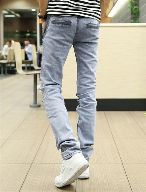 Light Straight Fit Casual Men's Joggers