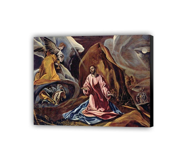 The Agony in the Garden by El Greco | Art of Paint by Numbers
