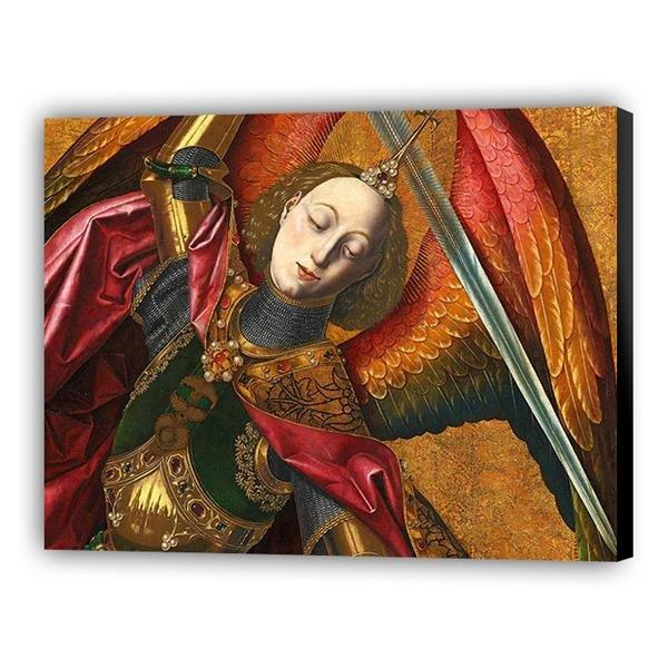 The Archangel Michael | Art of Paint by Numbers