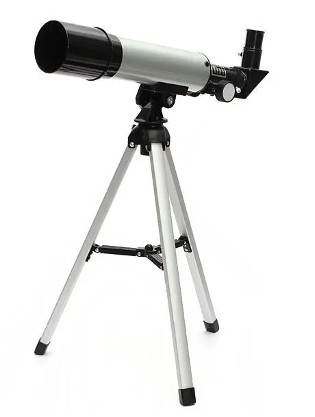 ScopePro™ HD Refractive Astronomical Telescope with Tripod