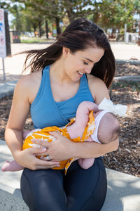 Breastfeeding singlet