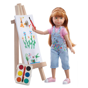 Kruselings - Chloe Doll - A Gifted Painter