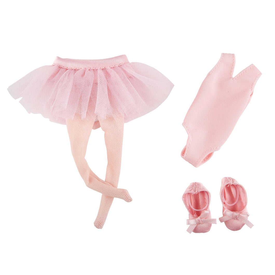 Kruselings - Outfit - Ballet outfit set