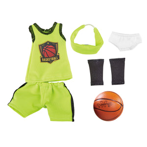 Kruselings - Outfit - Basketball Set
